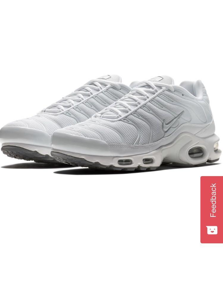 Nike tuned 1 tns white