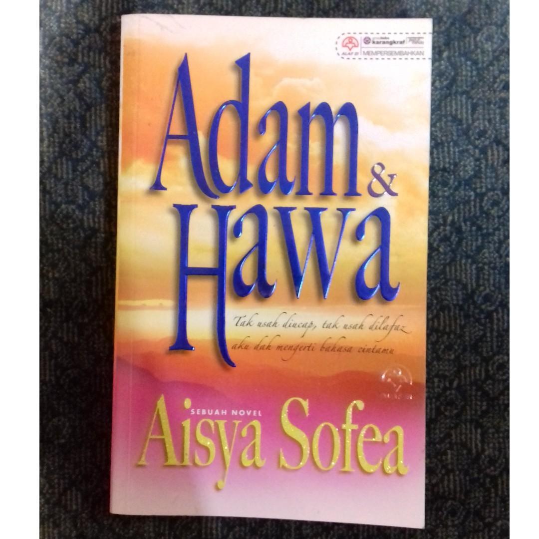 NOVEL Adam & Hawa