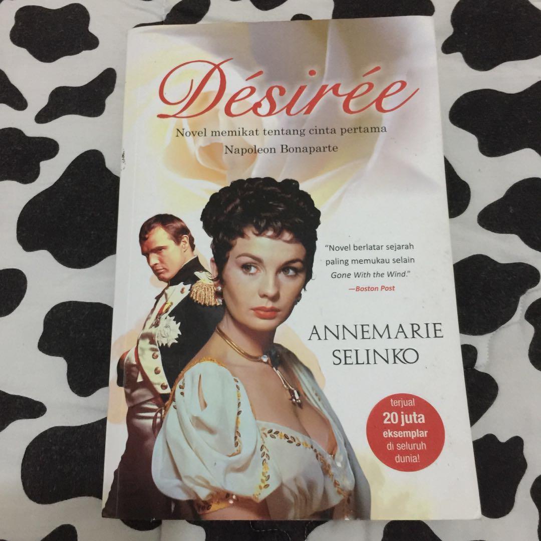 Novel Desire