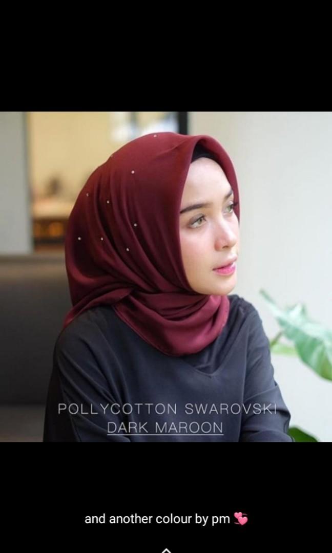 Pollycotton swarovski