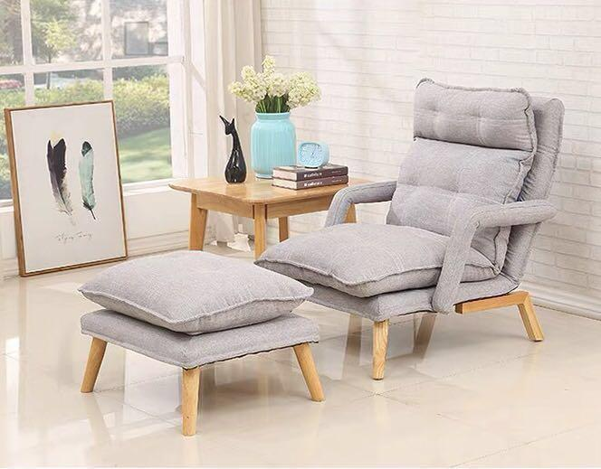 Recliner Armchair Daybed Chaise Lounge Chair Furniture Tables
