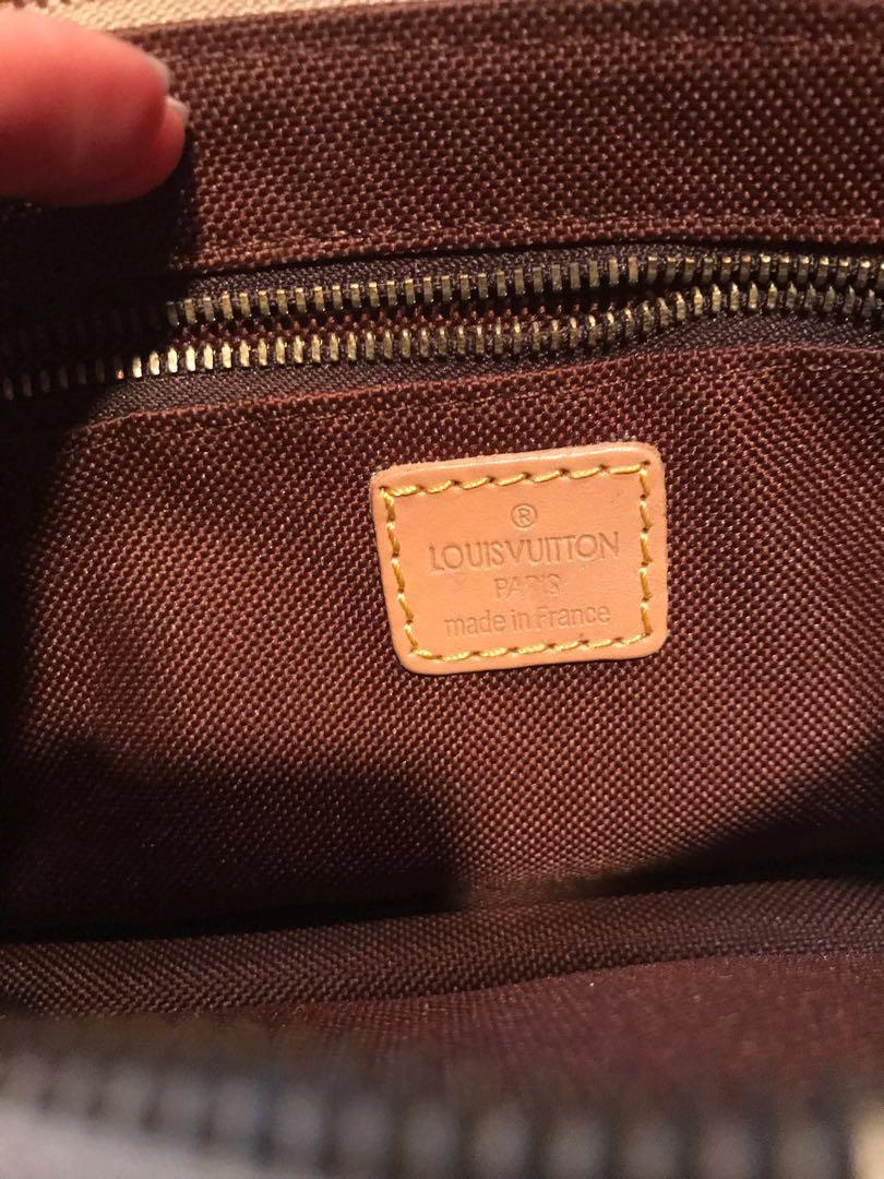 SALE Louis Vuitton Multicolor Pochette (no authenticity)