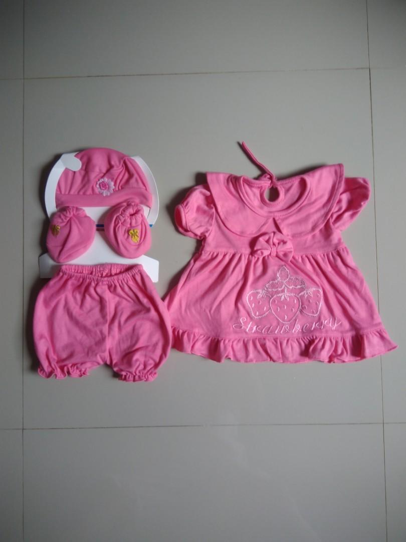 Set dress bayi