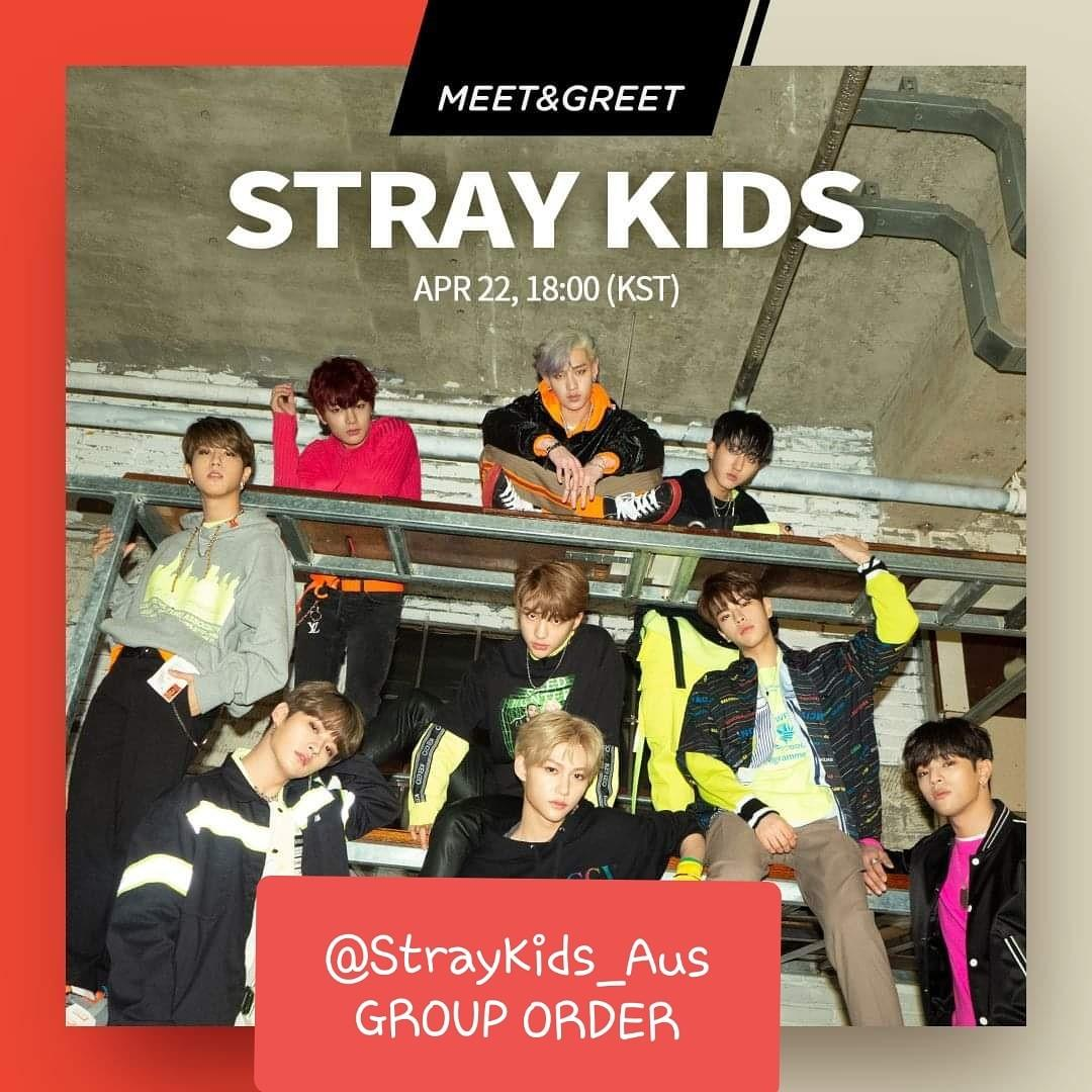 STRAY KIDS CLÉ 1: MIROH MWAVE GROUP ORDER