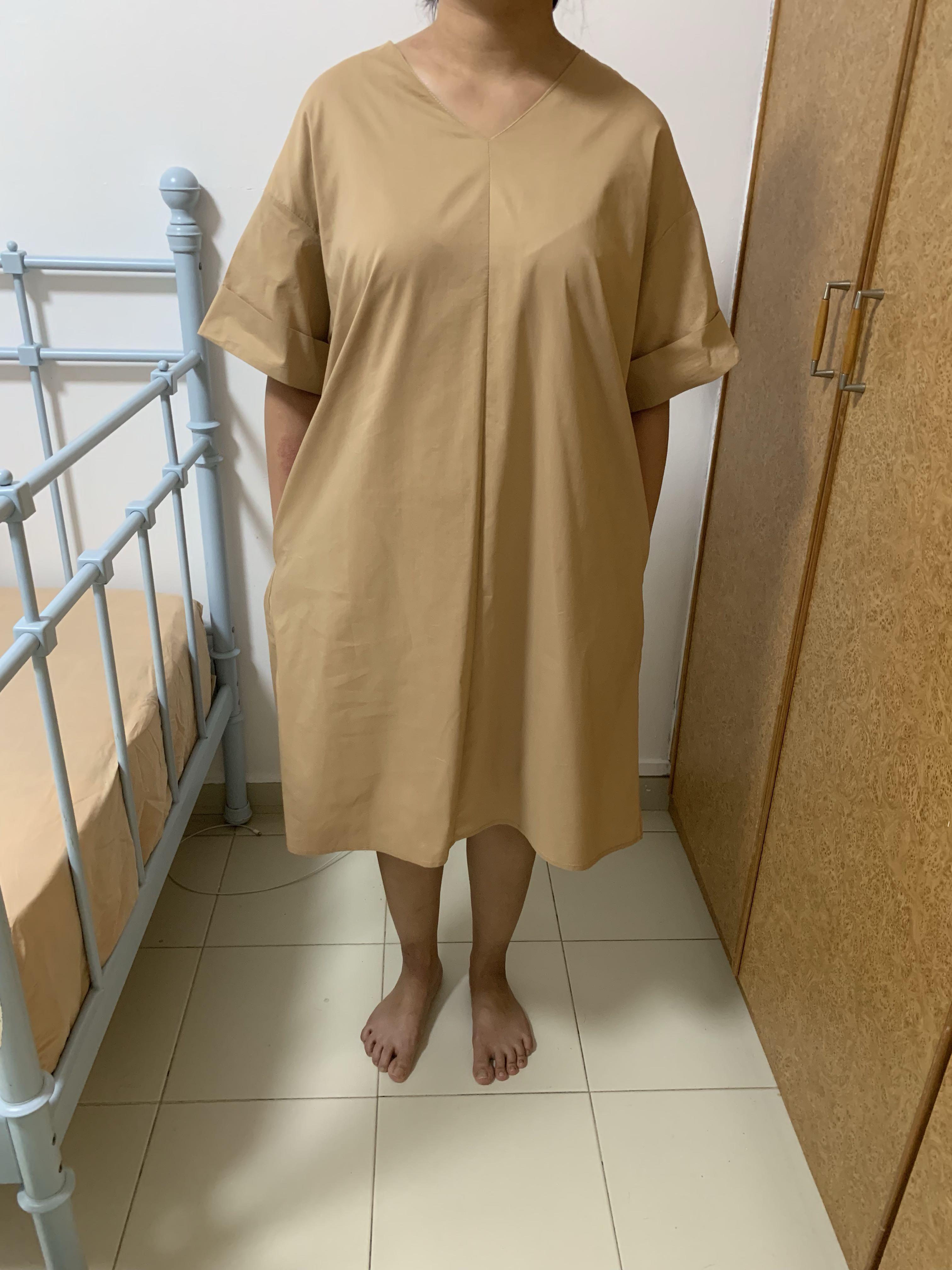 The Editor's Market Paperbag Dress