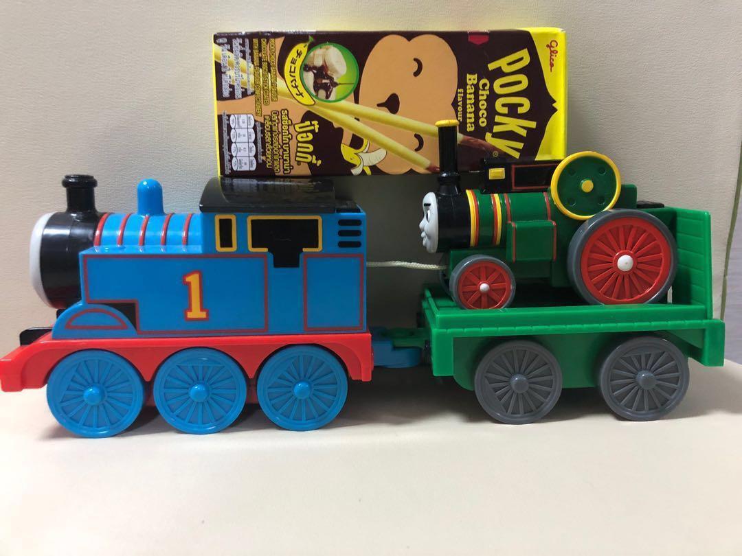 Thomas & friends 拉車玩具