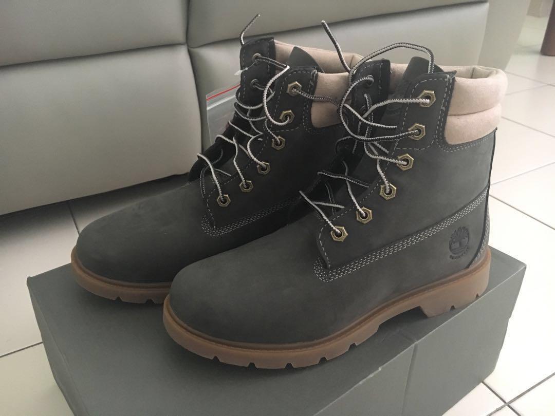 f1984226480 Timberland Women's Linden Woods 6 inch Dark Green boots Size 8 W ...