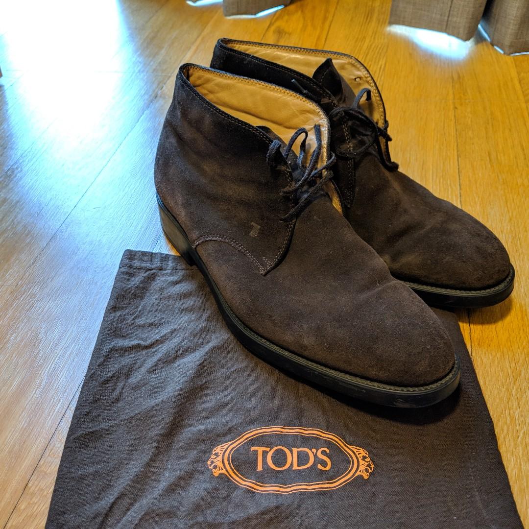 20ce803a203 Tod's Men's Chelsea Boots (Size 10UK, 44.5 EUR), Men's Fashion ...