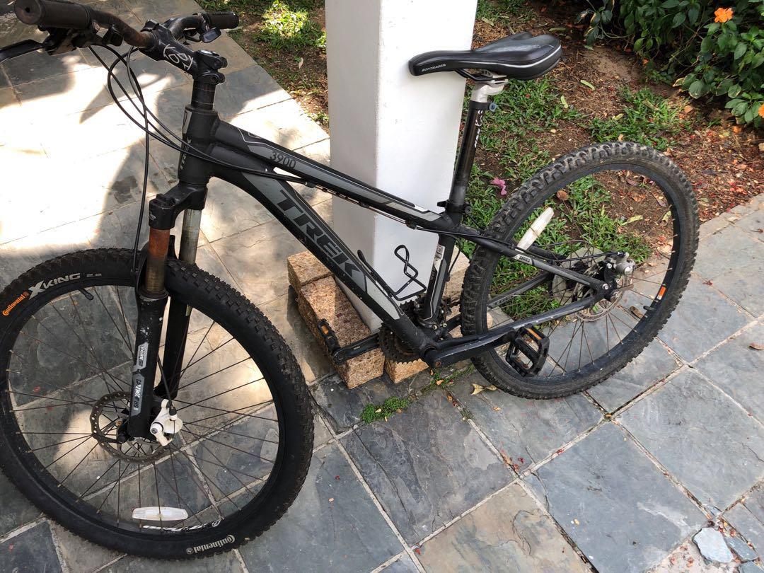 87fd66c2411 Trek 3900 Mountain Boke, Bicycles & PMDs, Bicycles, Mountain Bikes ...