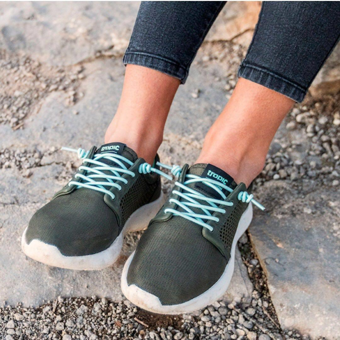 Shoes (Khaki) Size 37 | Water-resistant | Outdoors | Sneakers | Sports | Comfort | Travel | Discounted