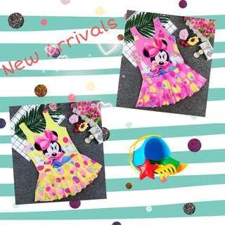🚚 INSTOCK Minnie swimwear