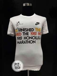 Nike honolulu 1981 original reproduction t shirt