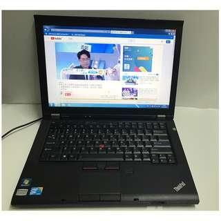 "Lenovo T410 14"" laptop,i5,4GB,320GB"