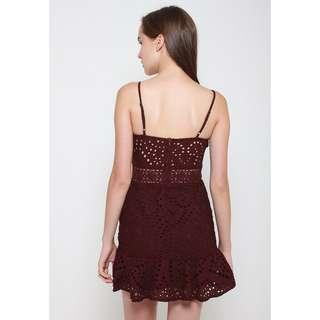 🚚 taya crochet dress