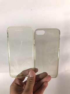 Case transparan 360 iphone 7G/s