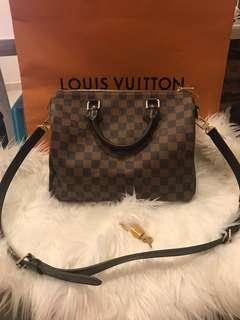[FINAL 1450$]Louis Vuitton Speedy 30 Damier
