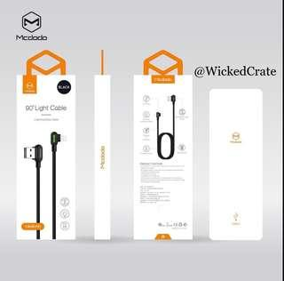 Fast Charge iPhone Cable [2.4A MAX]
