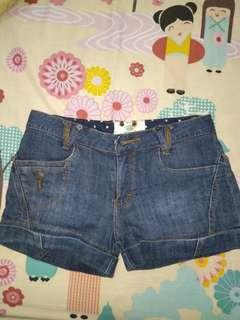 GAUDI hotpants jeans