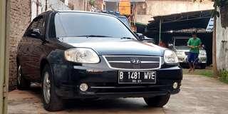 Hyundai Avega Jual Cepat Murah