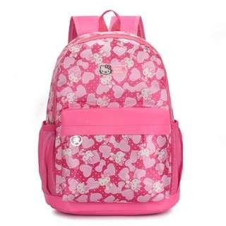 hello kitty bag pack (AC) 15 inches