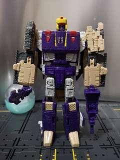 Transformers Legends Blitzwing