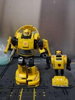 Transformers Henkei Bumblebees