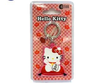 🚚 Hello Kitty Fortune Cat Ezlink Charm (or trade with Omamori ezlink)