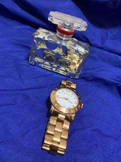 Marc Jacob Watch and Coach Purfume