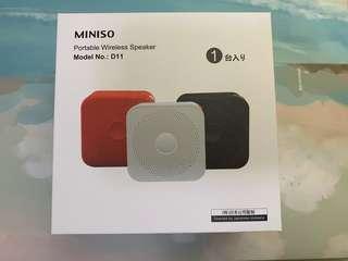 Miniso Speaker