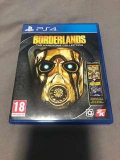 🚚 Borderlands: The Handsome Collection (PS4)