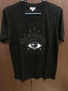 🚚 Kenzo黑眼睛短T