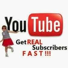 Subcriber youtube