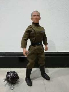 Star Wars Collector Series : Grand Moff Tarkin & Interrogator Droid 12""