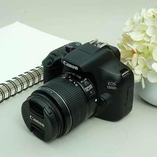 Kredit kamera canon 1300D proses cepat 3 menit cair
