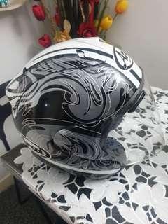 Helmet mhr black riptide