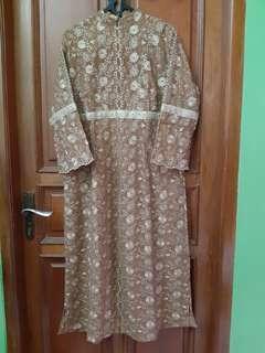 Sale gaun dress gamis baru dubai