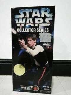 Star Wars Collector Series : Han Solo 12""
