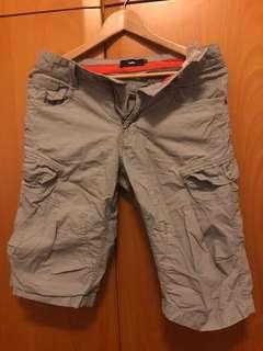 Celio fabric shorts