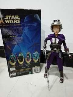 Star Wars Ep2: Zam Wesell 12""