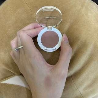 The face shop eye shadow #matte #pk01