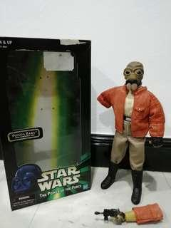"Star Wars: Ponda Baba 12"" (Removable arm)"