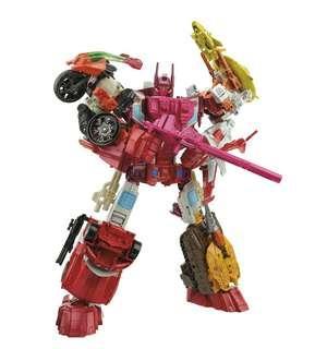 Looking for Transformers Combiner Wars Hasbro Boxset Computron