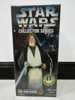 Star Wars Collector Series : Obi Wan Kenobi 12""
