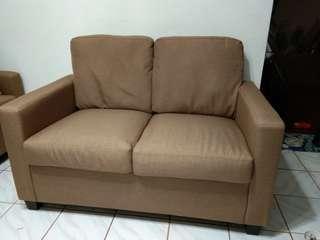 Sofa informa 5 seater bergaransi 2 thn
