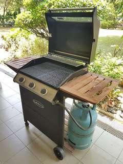 Cookaburra BBQ Grill Machine (Rental by per day)