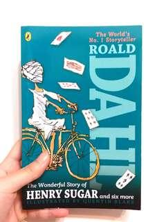 Roald Dahl: The Wonderful Story of Henry Sugar and Six more