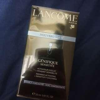 Lancome Advanced Genifique Sensitive Dual Concentrate  20ml