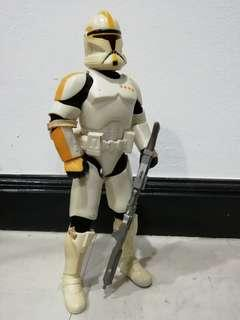 Star Wars Clone Trooper 12""