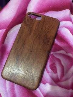 Iphone 7plus case original wood