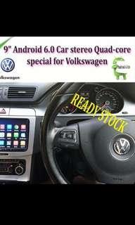 """Volkswagen Passat 9"""" Display Multimedia AV Receiver"""
